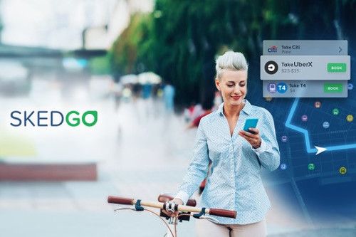 PayiQ and SkedGo Forming the First All-in-One MaaS Solution