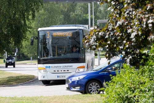 Kouvola Buses Go Mobile