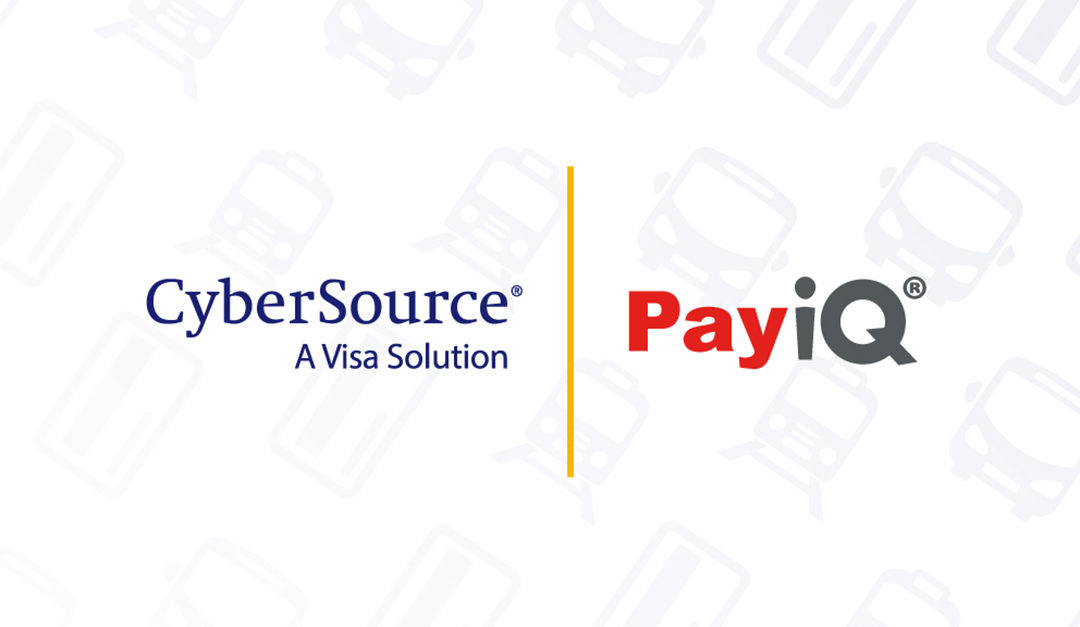 PayiQ and CyberSource Announce Partnership
