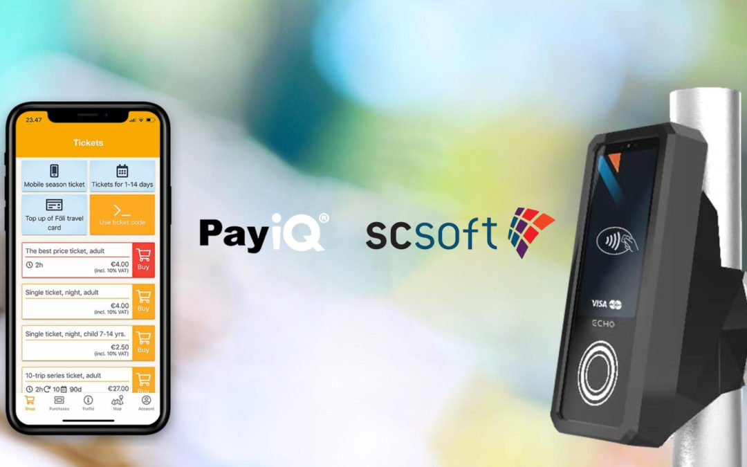 PayiQ and SC SOFT to Form Global Partnership