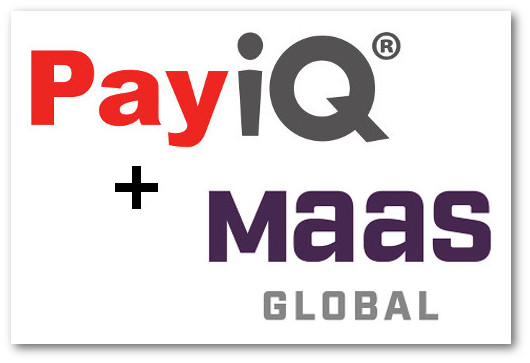 PayiQ and MaaS Global Oy Partners for Domestic and International Markets