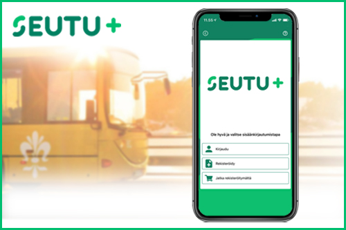 Easier Travelling with the New Seutu+ Mobile Season Tickets