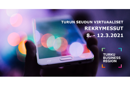 PayiQ at Turku Virtual Job Fair 2021