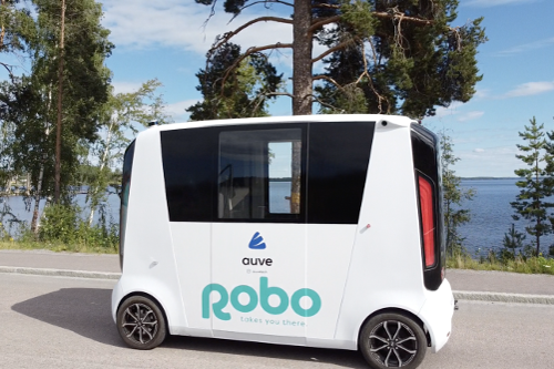 Roboride and PayiQ Collaborate for Better Autonomous Vehicle User Experience